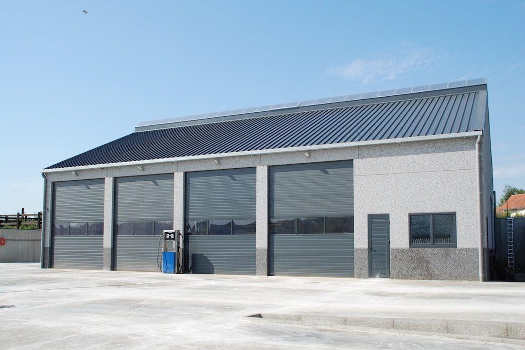 Hangar garages DESOILLE #Slider
