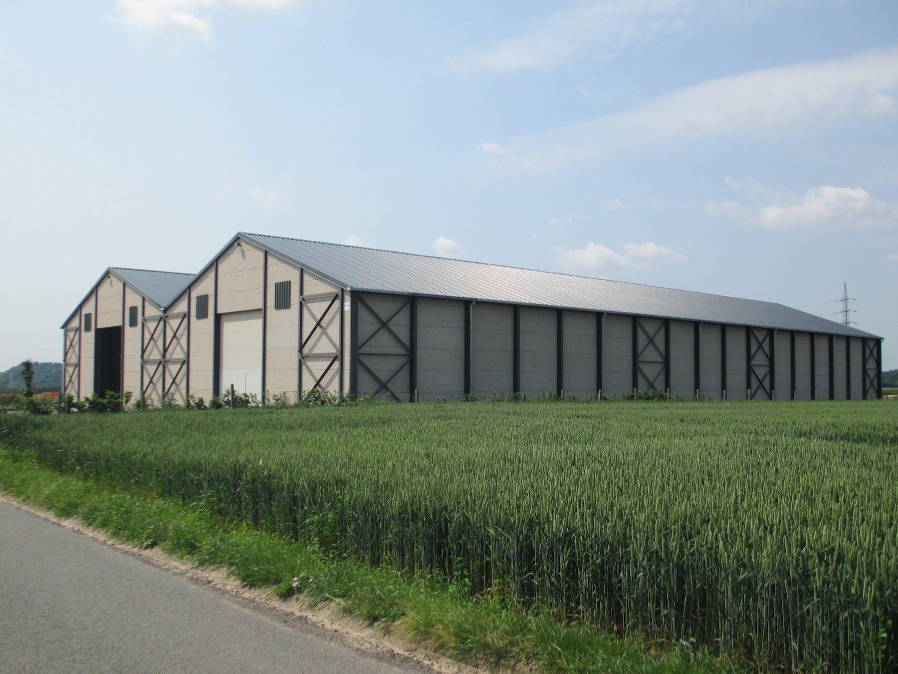 Hangar de stockage MAISTRIAUX