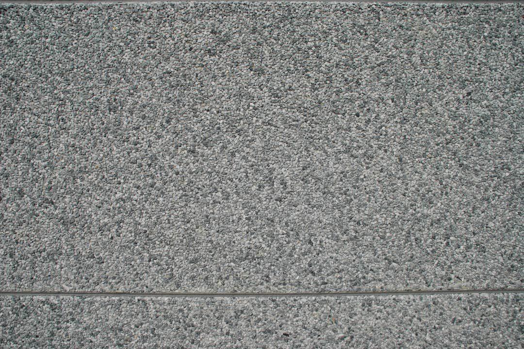 Silex Lavé variante gris medium